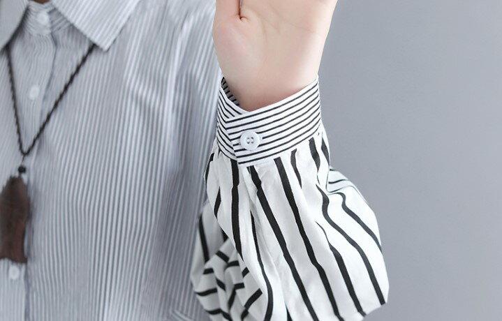 小中大尺碼  優質韓風chic時尚假兩件經典格子襯衫(2色 L-2XL)  御聖願  [初華]  現貨+預購★全店滿399元免運★ 滿1188儲存優惠券或結帳輸入『2UYR-JZN0-ALRH-UNFS』再折188★ 2