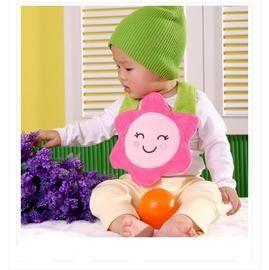 口水巾 毛巾料造型圍兜兜 CA5001 好娃娃