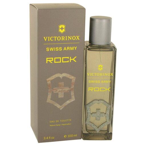 Swiss Army 533950 Rock by Swiss Army Eau De Toilette Spray for Men, 3.4 oz 82a6d07d47bc94ddacc986d1f43b8cae