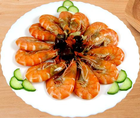 【瑞雪的廚房】紹興醉蝦-300克