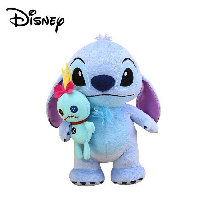 【日本正版】史迪奇 醜丫頭 絨毛玩偶 32cm 娃娃 星際寶貝 Stitch 迪士尼 Disney SEGA - 346347