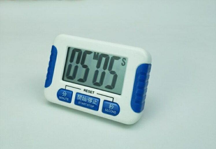 電子計時器 多功能大屏幕計時 倒數計時器 烹飪計時 學習時間計時 電子定時器 運動時間計測 廚房用品 6