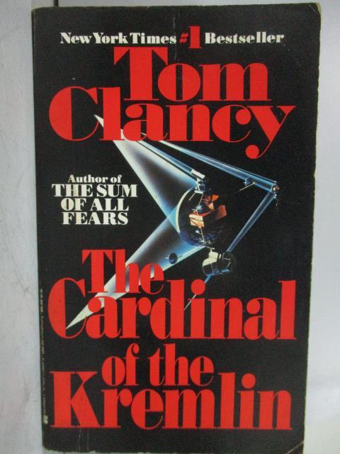 ~書寶 書T5/原文小說_LPP~The Cardinal of the Kremlin_