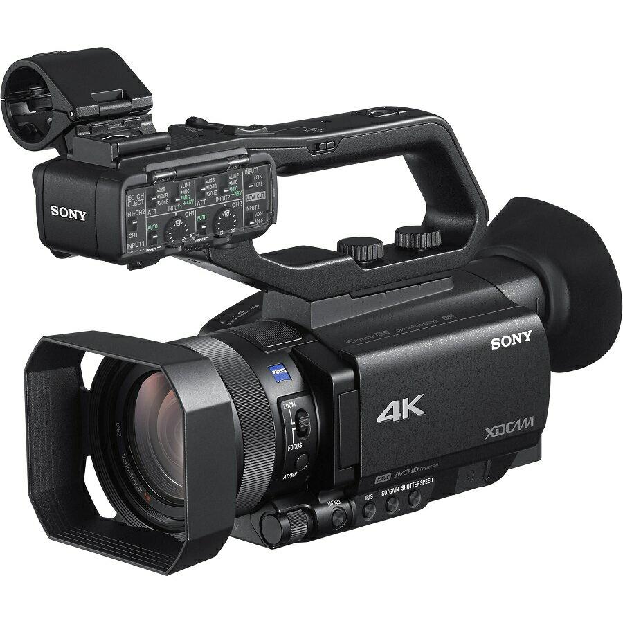 【新博攝影】Sony PXW-Z90 4K HDR攝影機(分期0利率;台灣索尼公司貨)