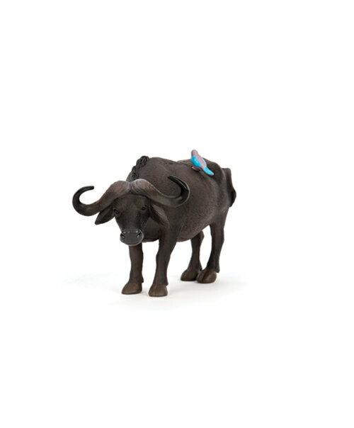 【淘氣寶寶】 美國 B.Toys 感統玩具 Terra 草原動物-水牛
