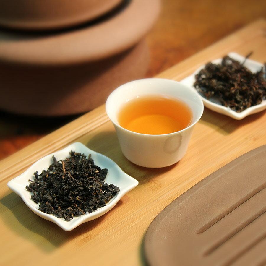 台東自然農法蜜香紅茶 1