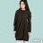 【Milida,全店七折免運】-秋冬單品-洋裝款-立體肩袖造型剪裁 4