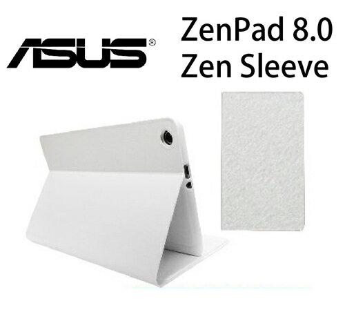 華碩 ASUS ZenPad 8 (Z380KNL)原廠皮套 Zen Sleeve/SLEEVE COVER-黑