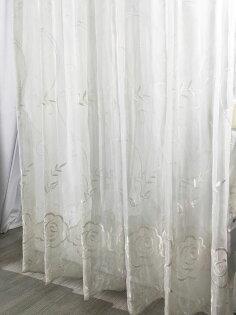 客製化窗紗低調浪漫(亦可依尺寸報價下單)