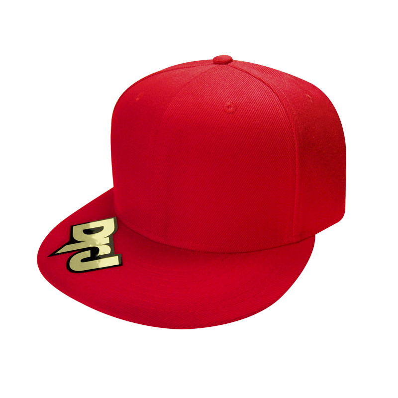 DrJ 素面棒球帽 紅色