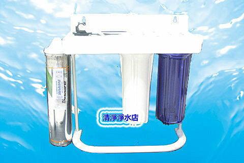 【大墩生活館】Everpure 3道淨水器《生飲級》搭配2道NSF濾心+Everpure S-100濾心,NSF-ISO