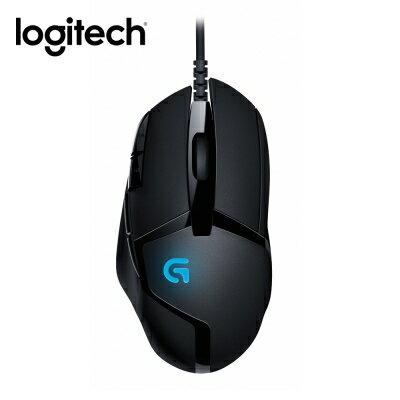 【滿3千15%回饋】羅技Logitech G402 獨家光學感應器 4000DPI 高速追蹤遊戲滑鼠※回饋最高2000點