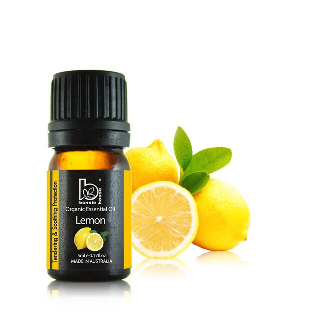 【Bonnie House】檸檬精油Lemon 5ml - 限時優惠好康折扣