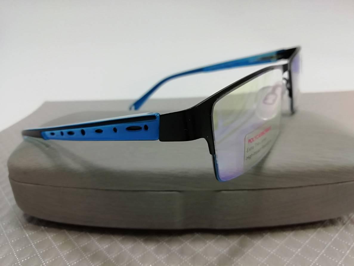 老花眼鏡~眼的護具~濾藍光老花眼鏡~隔離紫外線減少藍光傷害~彈性金屬框~手機配件~光學鏡框~9340