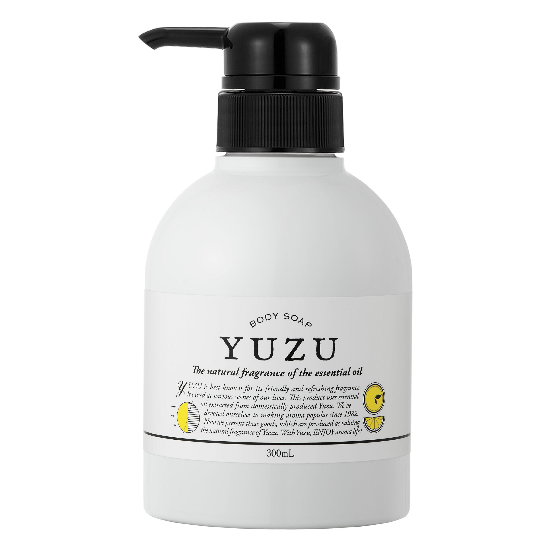 DAILY AROMA JAPAN YUZU 日本高知縣 柚子沐浴乳 300ml - 日本必買 日本樂天熱銷Top 日本樂天熱銷