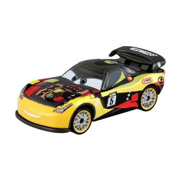 【真愛日本】16061600012TOMY小車-超跑Miquel Camino   迪士尼Cars 汽車總動員 閃電麥坤 小車 收藏 擺飾