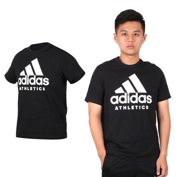 ADIDAS男短袖T恤(短T慢跑路跑愛迪達【03312847】≡排汗專家≡