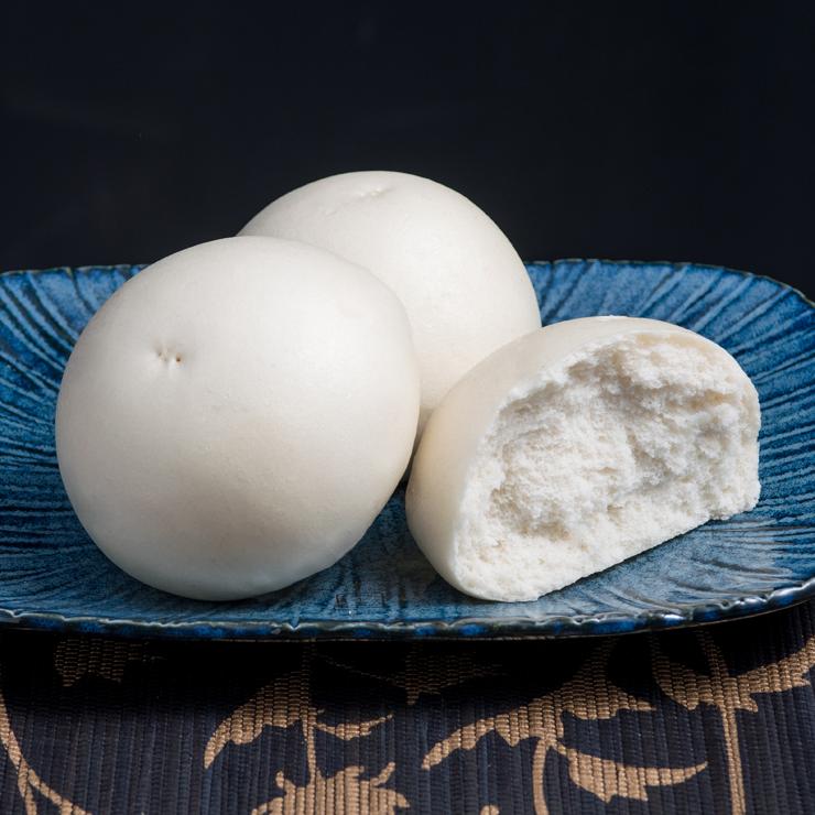 無糖白饅頭(5入)★【饃饃坊老麵饅頭】?純老麵發酵/手工製作/天然食材(150g±10/顆)