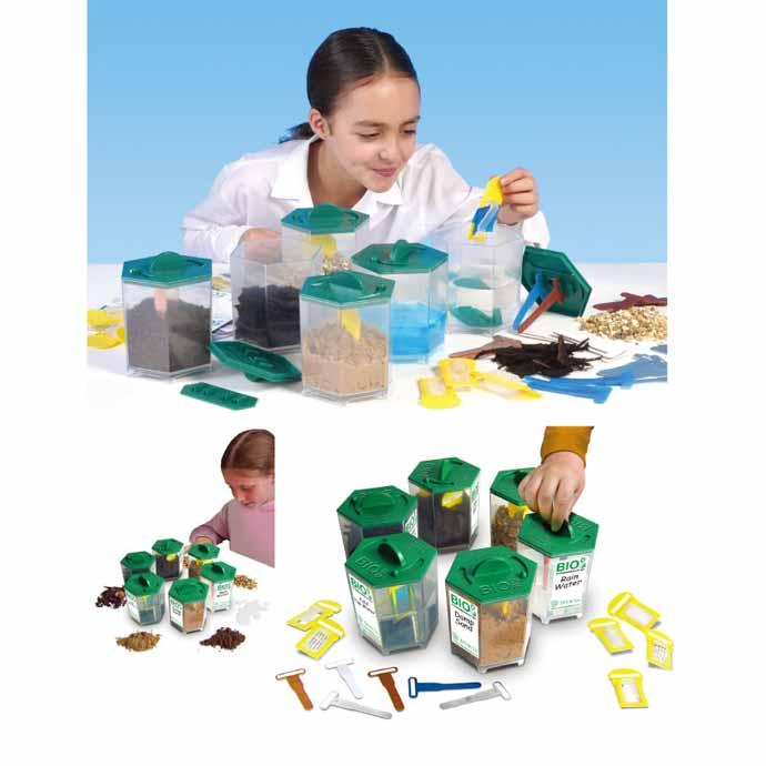 ~華森葳兒童教玩具~科學教具系列~化學分解實驗組 N4~117359