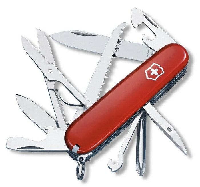 【鄉野情戶外用品店】 Victorinox |瑞士| Fieldmsater 功能瑞士刀/1.4713 【15用】