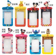 迪士尼-手機防水袋(適用5吋以下手機)