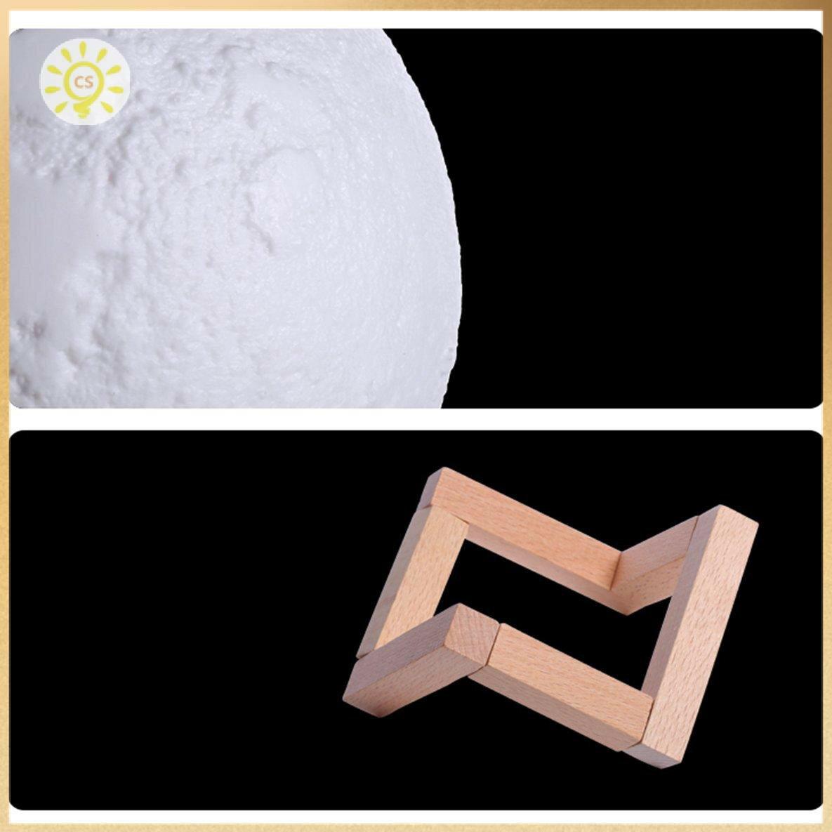 【全館免運】月光燈加濕器超聲波擴散器精油空氣淨化器 clickstorevip