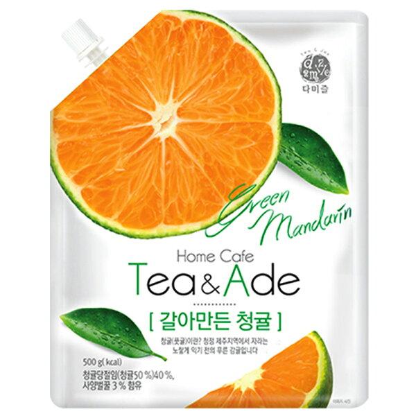 【DAMIZLE多美樂】蜂蜜青橘茶(500g