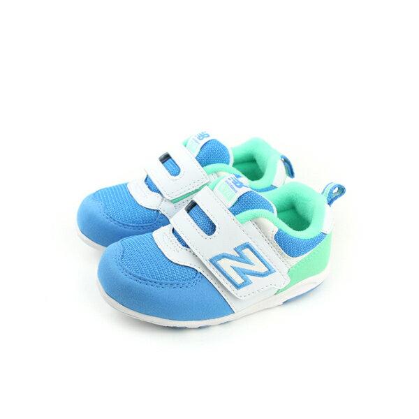 New Balance 574系列 復古鞋 藍色 小童 no200