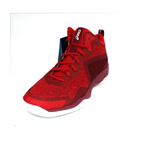 ASICSLYTENOVA男款高筒亞瑟膠彈力輕量透氣籃球鞋1061A002-600[陽光樂活]