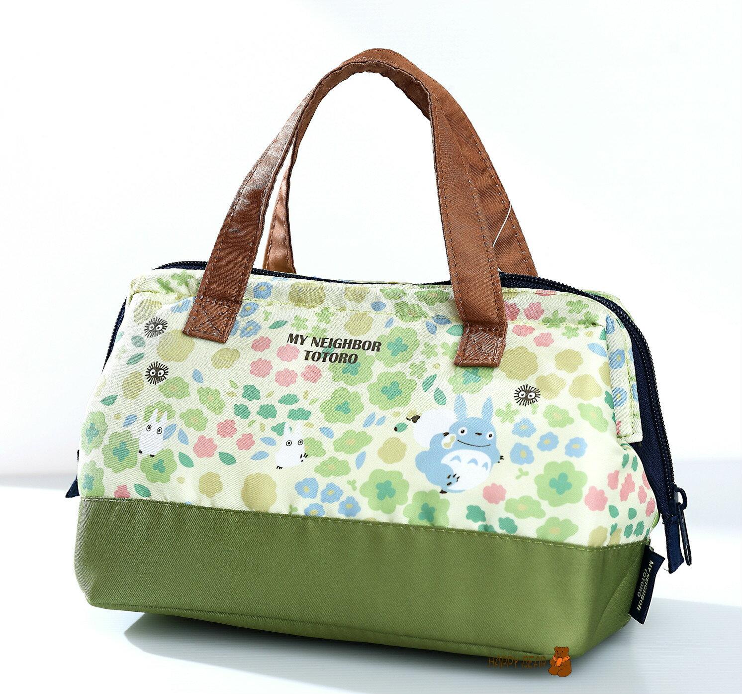 日本 TOTORO 龍貓保溫/冷提袋【快樂熊雜貨舖】
