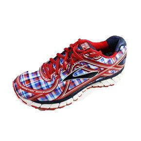 ~贈350元 日本洗鞋酵素!BROOKS (男) 慢跑鞋 ADRENALINE GTS 16 Boston Edition-1102121D694 [陽光樂活]