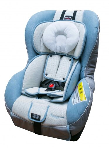 Britax - Omega 0-4歲汽車安全座椅(汽座) -藍