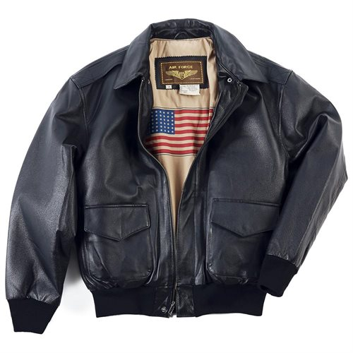 Luxury Lane Landing Leathers Men S Air Force A 2 Leather