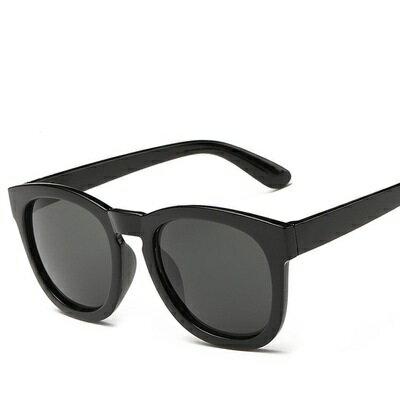 ☆太陽眼鏡偏光墨鏡-透明炫彩時尚圓框男女眼鏡配件11色73en117【獨家進口】【米蘭精品】 0
