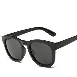 ★太陽眼鏡偏光墨鏡-透明炫彩時尚圓框男女眼鏡配件11色73en117【獨家進口】【米蘭精品】