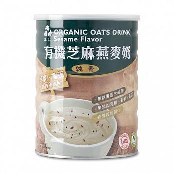 里仁 有機芝麻燕麥奶 900g/罐