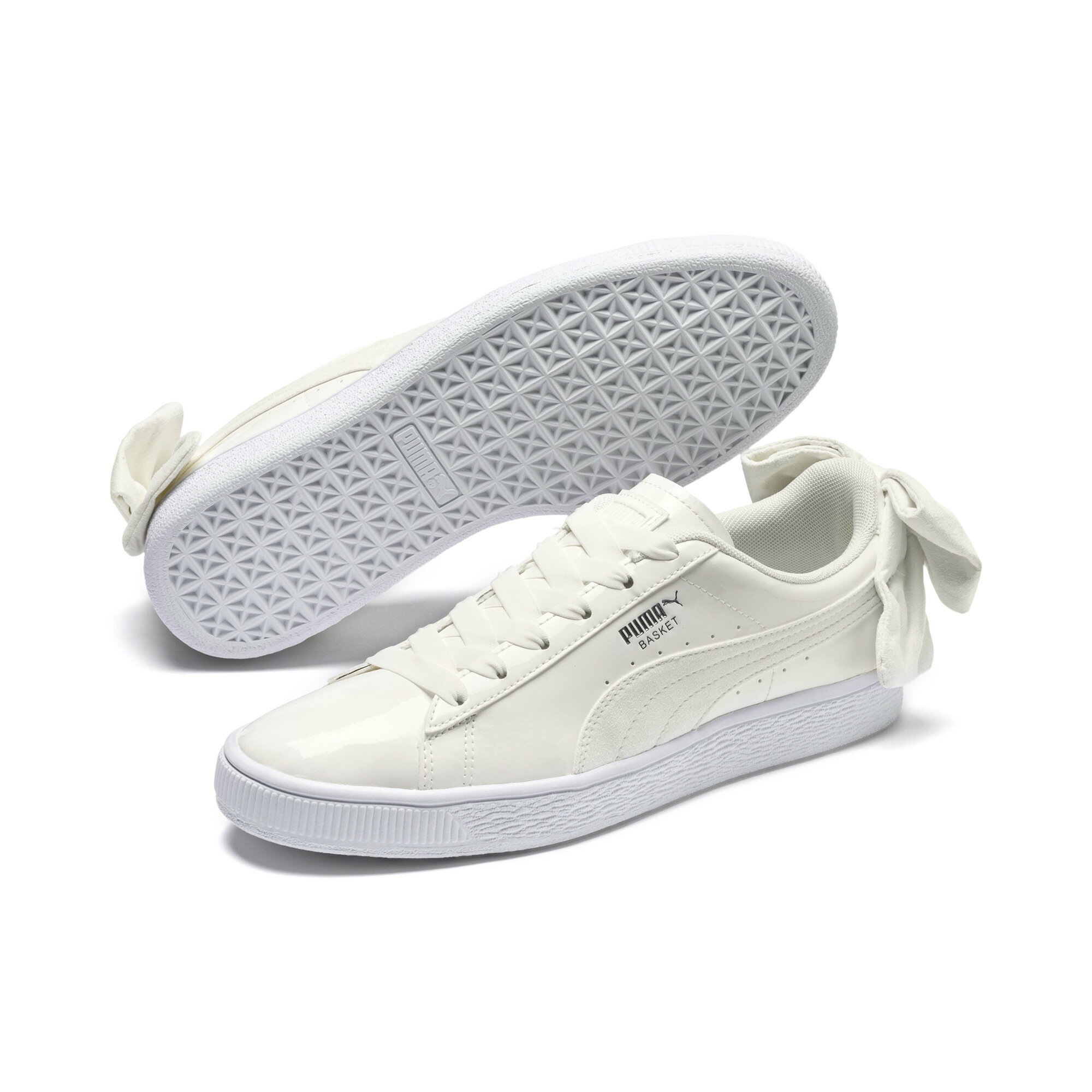 Official Puma Store  PUMA Basket Suede Bow Women s Sneakers ... abc18b7b40