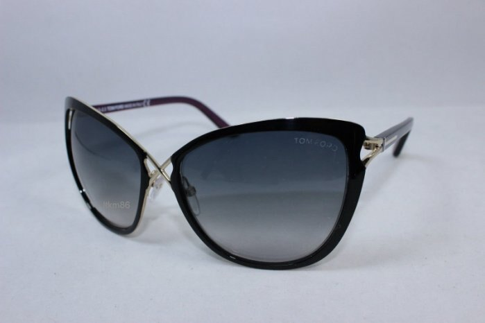 TOM FORD DARIA TF321-32B Black 漸層眼鏡
