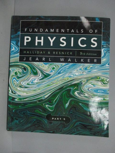 ~書寶 書T1/大學理工醫_ZBS~Fundamentals of Physics : C