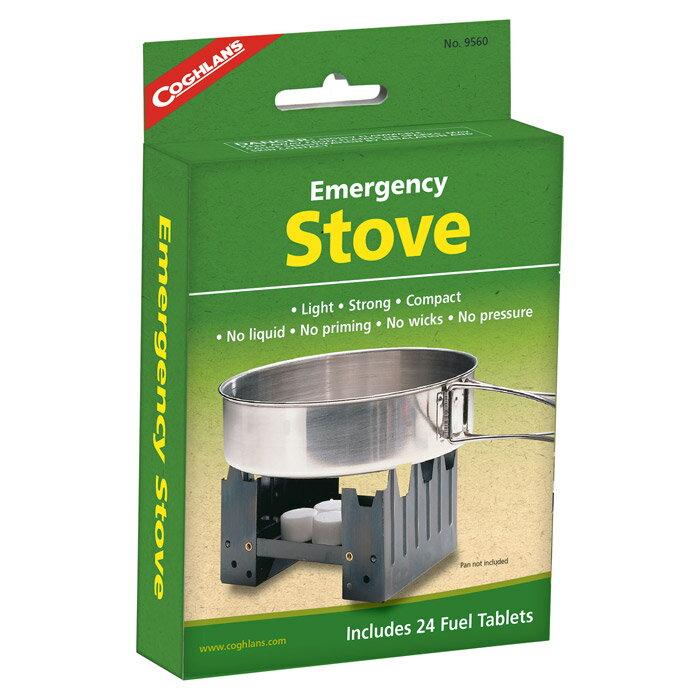【COGHLANS 加拿大】Emergency Stove 緊急爐 緊急求生用品 (9560)