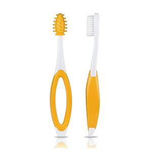 ★衛立兒生活館★Kidsme 嬰兒口腔護理牙刷套裝組
