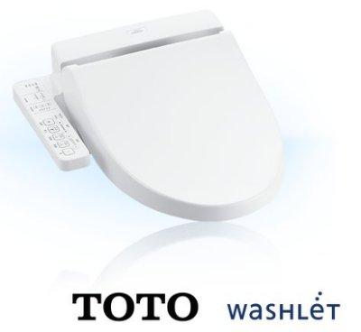 【TOTO】衛洗麗馬桶座(TCF6601T)