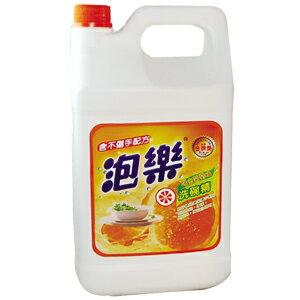 泡樂 陽光葡萄柚 洗碗精 4000ml