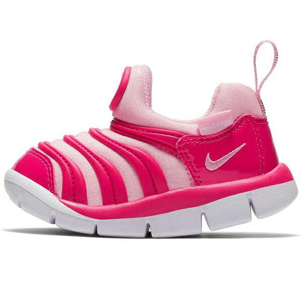 【NIKE】DYNAMO FREE (TD) AP 童鞋 毛毛蟲鞋 運動鞋 小童 -343938626