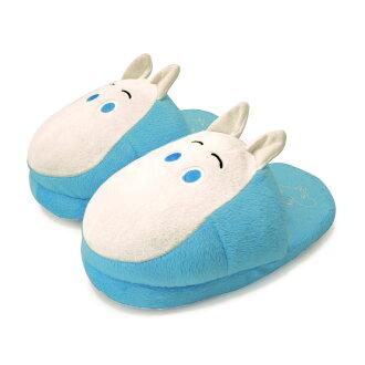 【禾宜精品】正版 Moomin 嚕嚕米 姆明半罩室內拖鞋 生活百貨 M102017-A