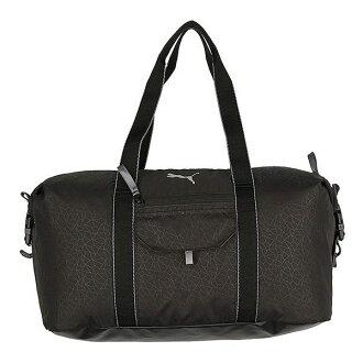 PUMA 購物袋 托特包 手提包 黑 咖 【運動世界】 07437401