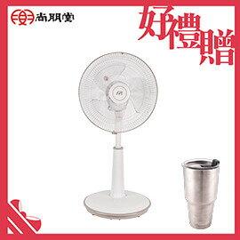《買就送》尚朋堂14吋3D擺頭立地電扇SF-1403D【三井3C】