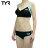 美國TYR女用修身兩件式泳裝V-Neck Open Back w 台灣總代理 - 限時優惠好康折扣