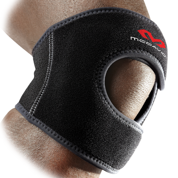 McDavid [419] 進階調整式護膝 (肌肉拉傷/ 韌帶扭傷者適用)