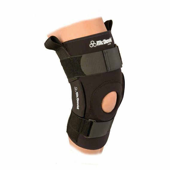 McDavid [428] 鉸鏈款膝關節護膝